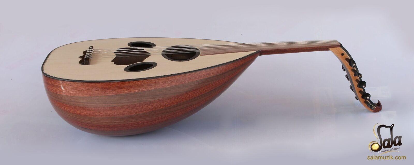 Siria Siria Siria calidad hecha a mano de Nogal Y Caoba Instrumento De Cuerdas Oud Ud ASO-104M dcac07