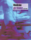 Medicine at a Glance by John Wiley and Sons Ltd (Paperback, 2006)