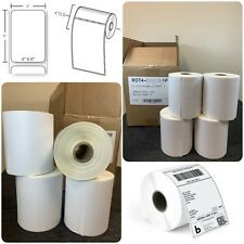 12 Rolls 4x6 Direct Thermal Shipping Labels 250 Per Roll 3000 Labels 1 In Core