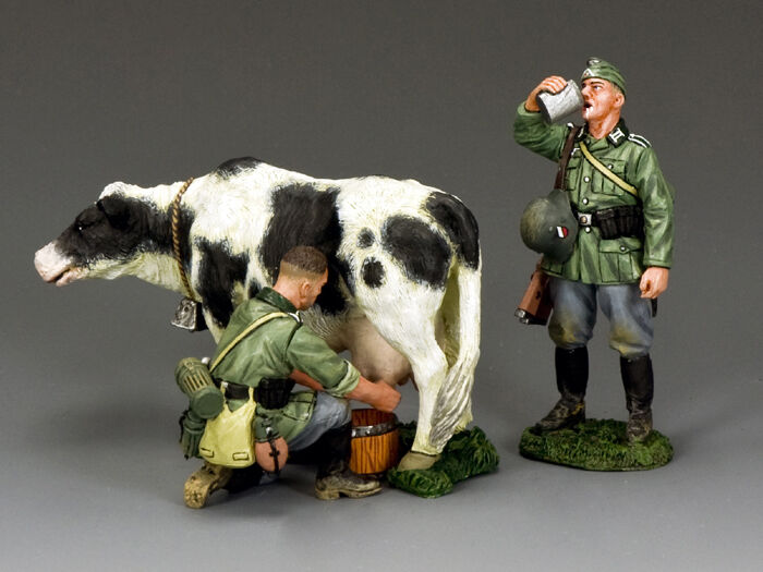King & Country WH001 Fresh Milk Model