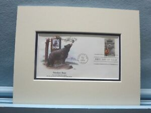 """""""Only You Can Prevent Forest Fires"""" & Smokey the Bear stamp First Day Cover"""
