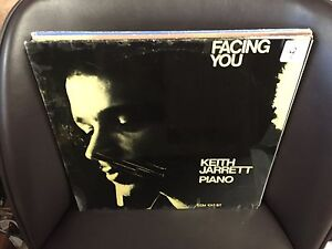 Keith Jarrett Facing You vinyl LP GERMAN Import EX ECM 1972