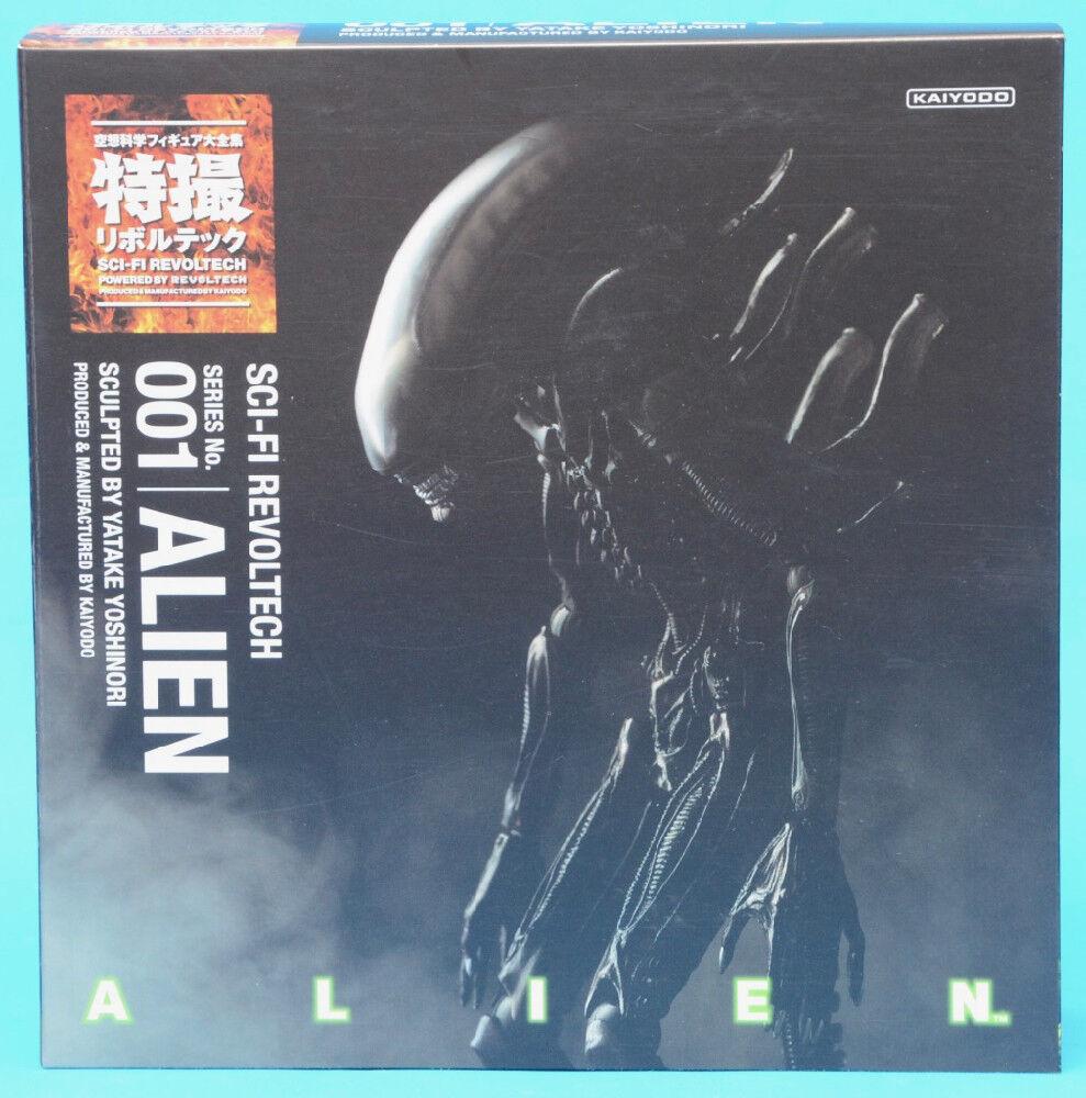 KAIYODO SCI-FI REVOLTECH Alien - No. 001 - MISB