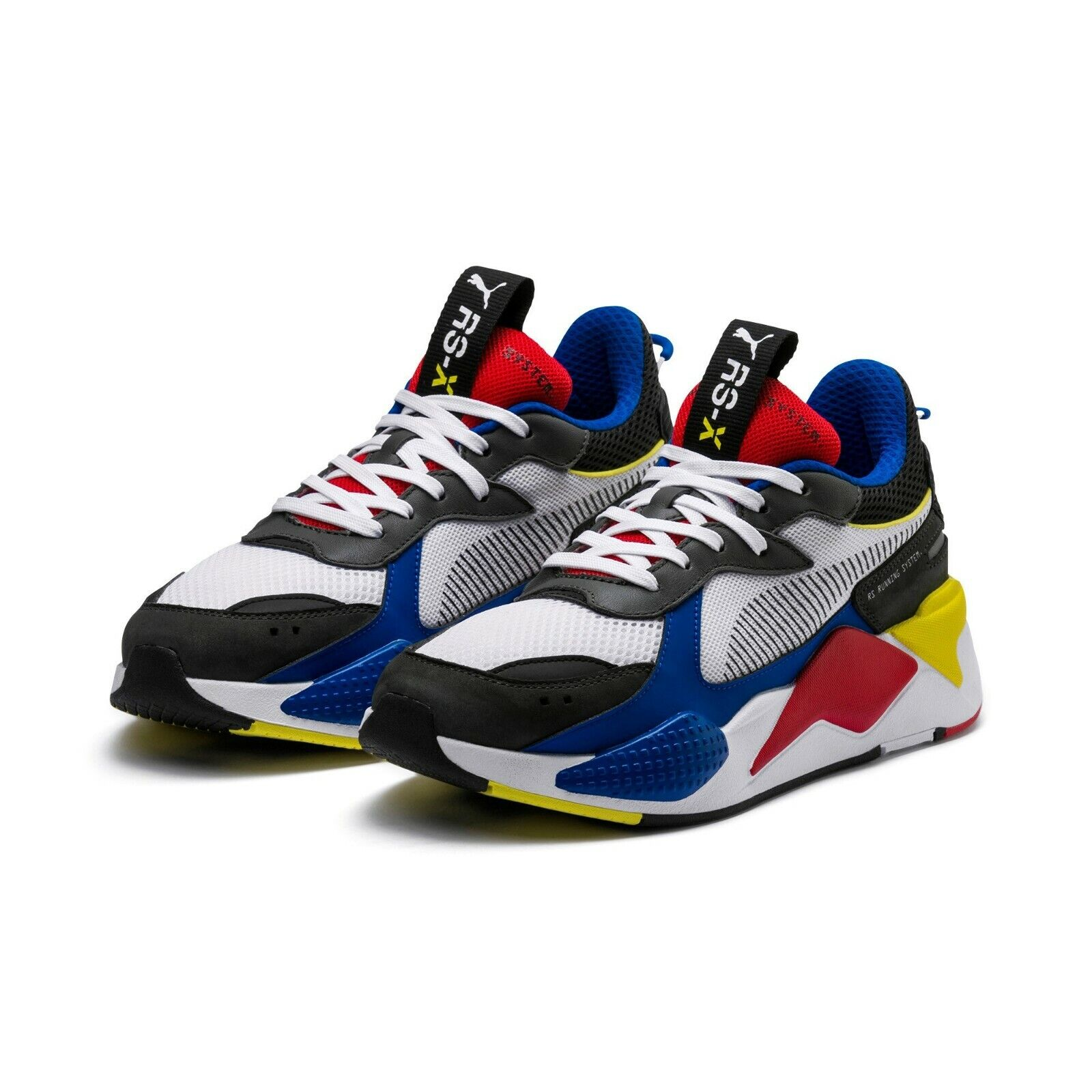 Puma RS-X Toys blancooo Royal zapatos caballero zapatillas us 10   nuevo