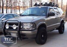 1998-2004 Chevrolet S-10 / Blazer S / Sonoma Grill Brush Guard Black Powder Coat