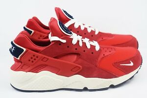 best loved 8f4e9 18fe7 Image is loading Nike-Air-Huarache-Run-PRM-Premium-Mens-Size-