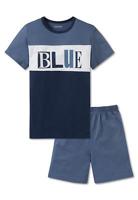 Schiesser garçons pyjama pyjama long 152 164 176 Lingerie de nuit 100/% coton