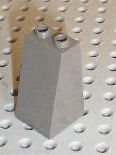 LEGO OldDkGray Slope Brick 75 ref 3684 / 10027 7184 4705 3739 4512 4480 7127 ...