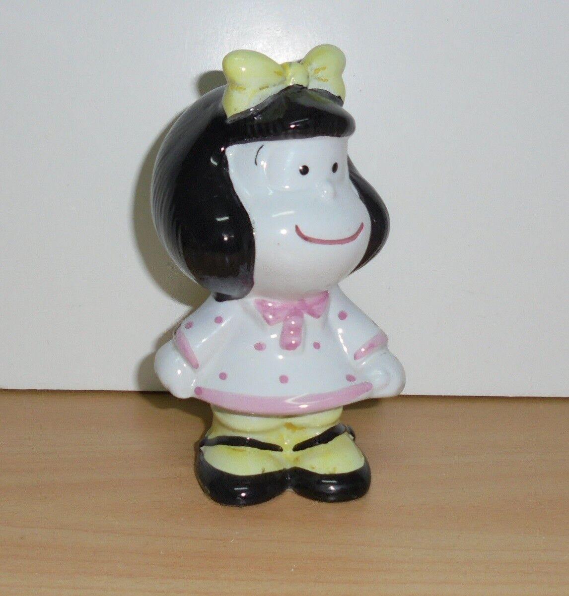 VINTAGE Porcelan Porcelain Figure - MAFALDA QUINO - PORTUGAL