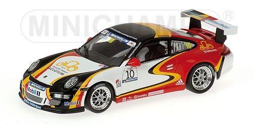 Porsche 911 Gt3 G. Horion Supercup 2006 1 43 Model MINICHAMPS