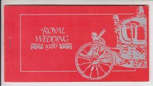 1986-Matrimonio-Reale-il-Principe-Andrew-amp-Sarah-TIMBRO-LIBRETTO-HUNGARIAN-Nevis