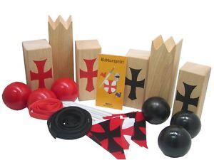 Bex Sport Kubb Tournoi Des Chevaliers, Outdoor Game Tournament Of Knights Ghdhbmdh-07173217-233396011