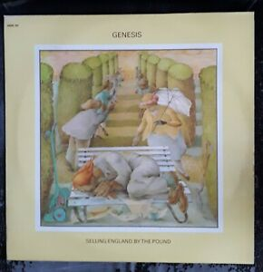 GENESIS-LP-034-Selling-England-By-The-Pound-034-1973-France-EX-NM-Top-Condition