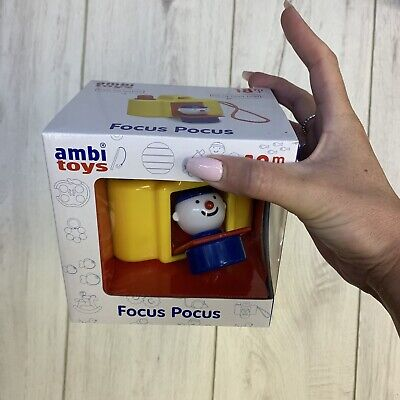 mothercare Ambi Toys  Focus Pocus Camera Toy Fisher price