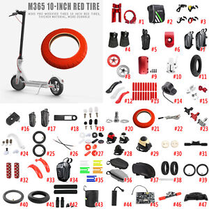 For-Xiaomi-M365-Skateboard-Acces-Variety-Electric-Scooter-Replacement-Parts-LOT