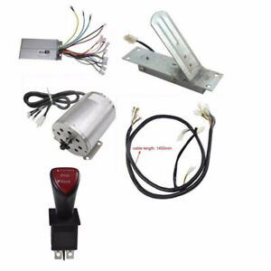 1800W-48V-Brushless-Motor-Controller-battery-Charger-Throttle-Grip-Pedal-Wiring