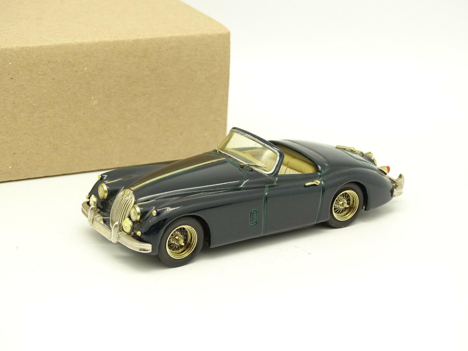 precio mas barato AMR Kit Montado Metal 1 43 - Jaguar Jaguar Jaguar XK150 Roadster verde  barato en línea