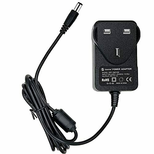 Gonine AC 100-240V to DC 24V 1A Switching Power Supply Charger