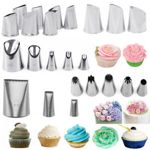 Flower-Icing-Piping-Nozzles-Pastry-Tips-Cake-Sugarcraft-Decorating-Baking-Tools