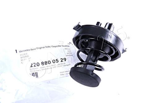 MOLLA ORIGINALE ANTERIORE MERCEDES w220 BERLINA 2208800529