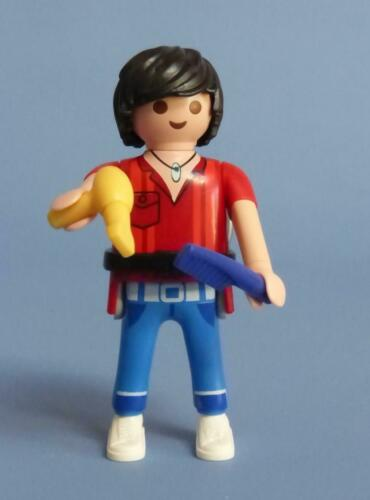 Playmobil Hairdresser Barber  Series 16 Male Figure NEW RELEASE 70159