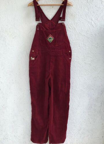 Vintage Rare Overalls Cross Colours Codoray Size X