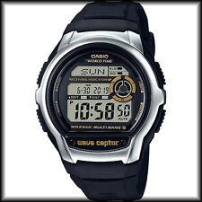 Casio WV-M60-9AV Mens WAVECEPTOR Watch New 2017 Digital Black Atomic Sports