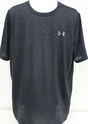Rapture *new* Under Armour Men's Threadborne Ua Siro Printed Heatgear Shirt Agreeable To Taste Clothing, Shoes & Accessories Activewear