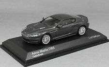 "Minichamps Aston Martin DBS in Grey Metallic 2006 ""Casino Royale""  640137620"