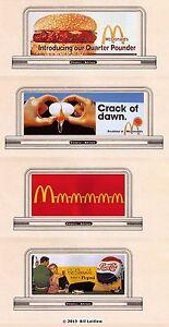 4-billboard-roadside-signs-N-or-Z-scale-67-68-McDonalds-and-PEPSI