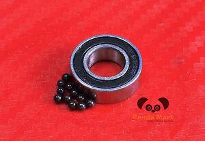 5pc 623-2RS Hybrid CERAMIC Ball Bearing Bearings 623RS 3*10*4 623 3x10x4 mm