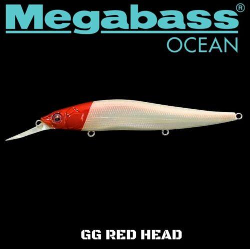 MEGABASS SALTWATER SUSPENDING JERKBAIT VISION ONETEN 1
