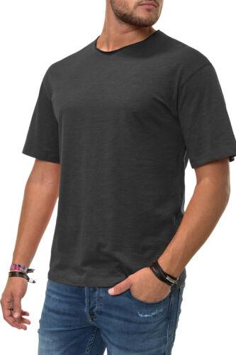 Jack /& Jones Herren T-Shirt Kurzarmshirt Herrenshirt Shirt Oversize Look SALE /%