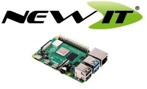 Raspberry-Pi-4-modello-B-versione-di-RAM-2GB-1-5GHz-64-bit-Quad-Core-modello-2019