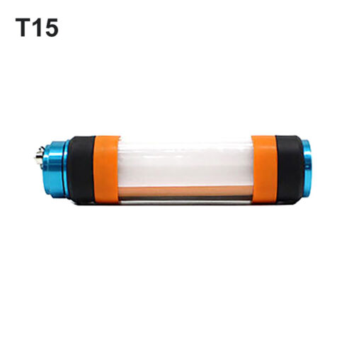 Portable USB Rechargeable Aluminum Alloy Camping Light Anti-Mosquito Waterproof