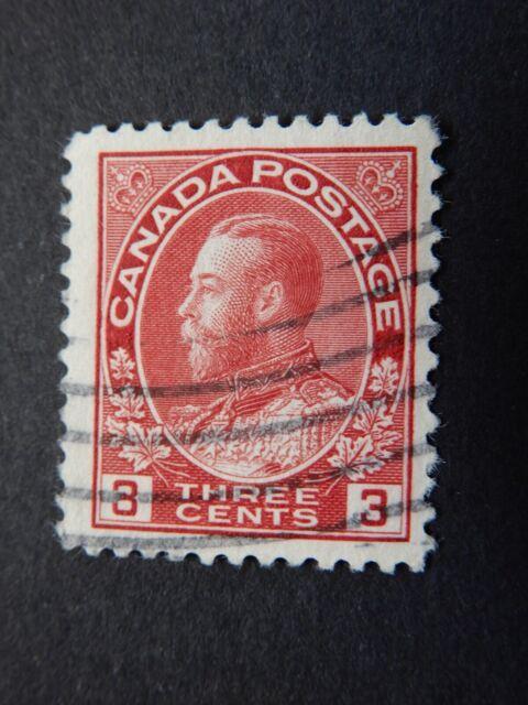 #109 used NG fresh, centred King George V