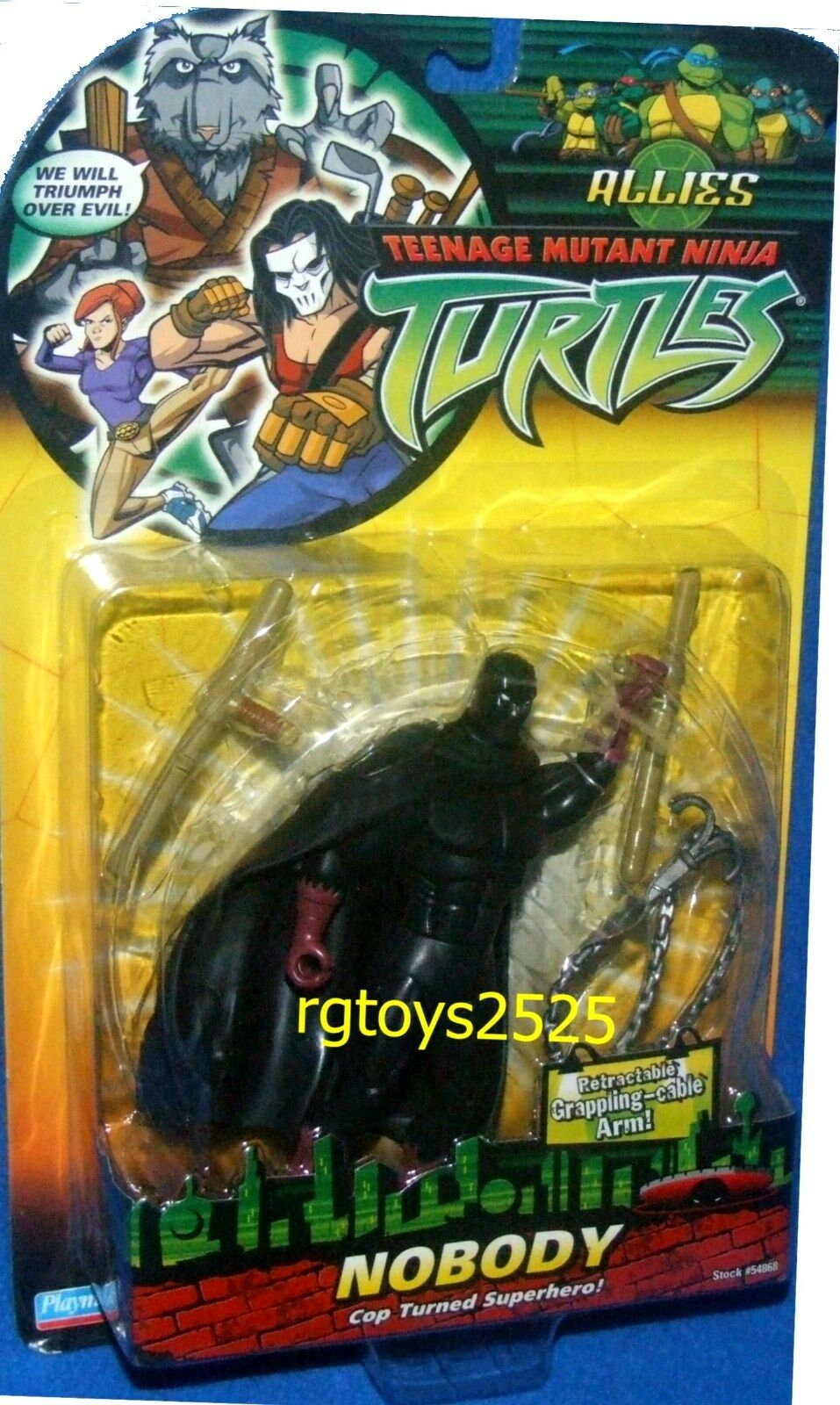Teenage mutant ninja turtles 5  keiner neuen verbündeten fabrik versiegelt, 2006