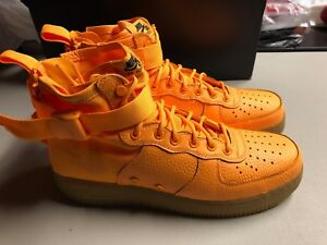 Shoptagr | Sf Air Force 1 Mid Odell Beckham Jr. by Stock X