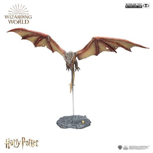 """Harry Potter Hungarian SPINATO 9/"""" Action figure McFarlane GIOCATTOLI calice di fuoco"""
