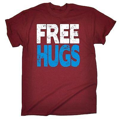 Free Hugs T-SHIRT Tee Love Boyfriend Girlfriend Cute Funny Gift Birthday