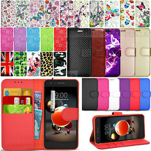 separation shoes 3d1d4 583e6 Details about For LG K8 2018 / LG K9- Wallet Leather Case Phone Cover Book  + Mini Touch Stylus