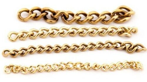 35 feet SOLID BRASS CHAIN 5239 Heavy Duty 16 Gauge 1.63 mm