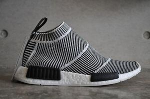 Adidas Nmd Primeknit White Ebay