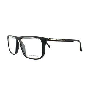 03da9dc9ea Image is loading Porsche-Design-Glasses-Frames-P8299-A-Black-Clear