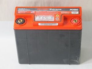 Made in the USA PC680MJT Odyssey PC680MJT Battery