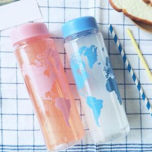 Clear-My-Sport-Bottle-Sport-Fruit-Juice-Water-Cup-Portable-500ML-Travel-Drink