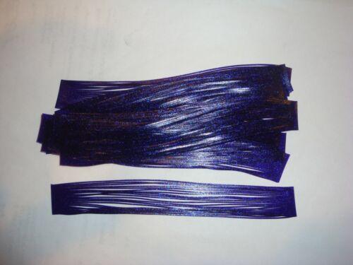 12 TWELVE JIG SKIRTS  ****** BLUE GRAPE *******