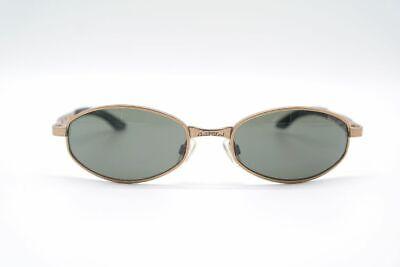 Das Beste Detroit By Uniopt Austria 56[]17 Gold Oval Sonnenbrille Sunglasses Neu
