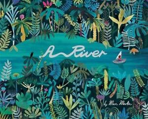 A-River-by-Martin-Marc-NEW-Book-Hardcover-FREE-amp-Fast-Delivery