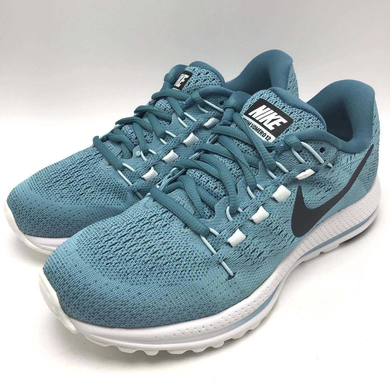 Nike Air Zoom Vomero 12 Women's shoes Mica bluee Obsidian Smokey bluee 863766-402